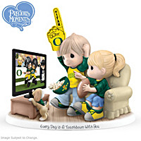 Every Day Is A Touchdown With You Ducks Figurine