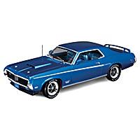 1:18 1969 Mercury Cougar Eliminator Diecast Car