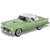 1:18 1957 Ford Thunderbird Convertible Diecast Car