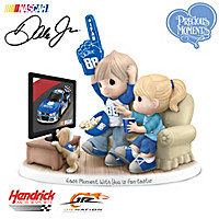 Precious Moments Each Moment With You Is Fan-tastic Figurine