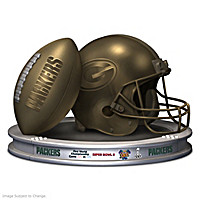 Green Bay Packers Pride Sculpture
