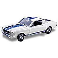 1:18 1965 Shelby G.T.350 Diecast Car
