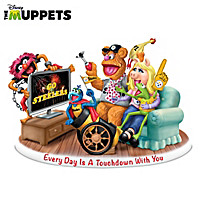 Disney Muppets Every Day Is A Touchdown With You Figurine