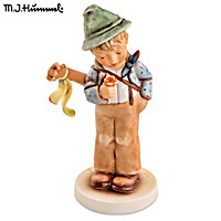 M.I. Hummel: For My Sweetheart 80th Anniversary Figurine