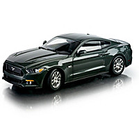 1:18 2015 Ford Mustang GT Diecast Car