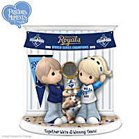 Together We're A Winning Team Royals Figurine