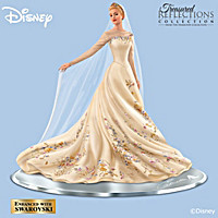 Disney Cinderella Wedding Gown Figurine