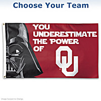 College Sports STAR WARS Deluxe Darth Vader Flag