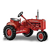 The Farmall Life B Tractor Figurine