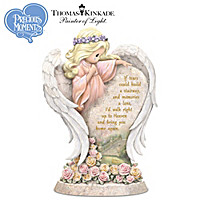 Thomas Kinkade Precious Moments An Eternal Love Sculpture