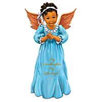 My Granddaughter, My Little Angel Figurine