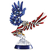 American Majesty Eagle Sculpture