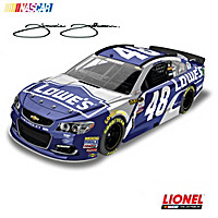 Jimmie Johnson No. 48 Lowe's 2016 Winner Diecast Car