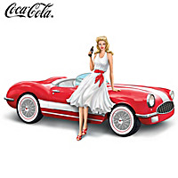 Cruising With Refreshment By COCA-COLA Figurine