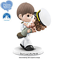 Precious Moments Your Love Lifts Me Up Figurine
