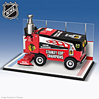 The Great Chicago Blackhawks® Sculpture