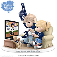 Every Day Is A Home Run With You Tigers Figurine