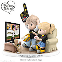 Every Day Is A Home Run With You Pirates Figurine
