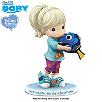 Disney Granddaughter, You Are Unforgettable Figurine