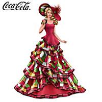 COCA-COLA Shining Elegance Figurine