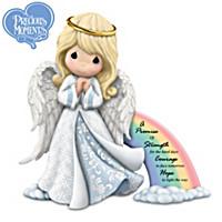 Precious Moments A Promise Of Peace Figurine