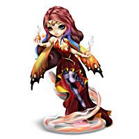 Ember, Sorceress Of Fire Figurine