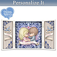 Precious Moments So Happy Together Personalized Sculpture