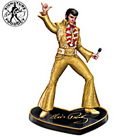 All Shook Up Figurine