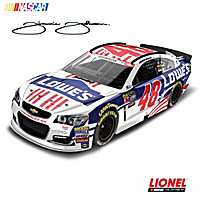 1:24-Scale Jimmie Johnson 2016 Power Of Pride Diecast Car