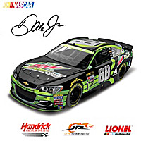 Dale Earnhardt Jr. No. 88 Dew DEWcision 2016 Diecast Car