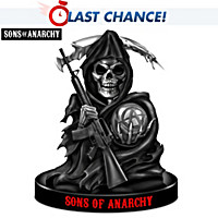 Riding With The Reaper SONS OF ANARCHY Sculpture