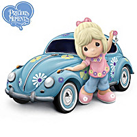 Precious Moments Fun Is My Destination Figurine