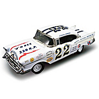 1:18-Scale 1957 Bel Air Stock Diecast Car