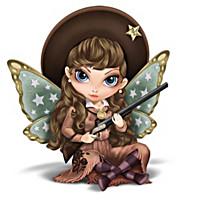 Annie Oakley Figurine