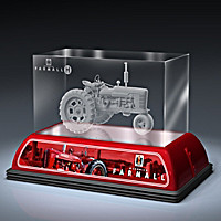 Farmall Tractor Model H Sculpture