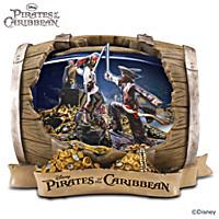 Disney Pirates Of The Caribbean Sculpture