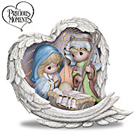 Precious Moments Heavenly Blessings Figurine