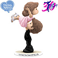 Precious Moments I've Had The Time Of My Life Figurine