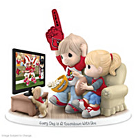 Every Day Is A Touchdown With You Cardinals Figurine