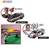 Stewart-Haas Racing Electric Slot Car Set