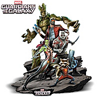 MARVEL Guardians Of The Galaxy Sculpture