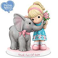 Trunk Full Of Hope Figurine