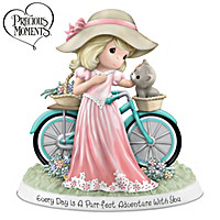 Every Day Is A Purr-fect Adventure With You Figurine