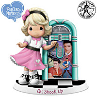 Precious Moments All Shook Up Figurine