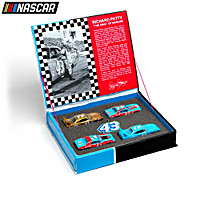 Richard Petty Collector Edition Diecast Car Set