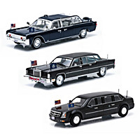 The Presidential Motorcade Diecast Car Set