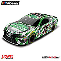 Kyle Busch No. 18 Interstate Batteries Diecast Car