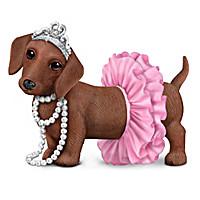 Paws-itively Tutu Cute Figurine