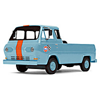 1966 Gulf Racing Ford Econoline Diecast Pickup Truck