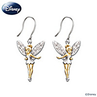 Tinker Bell Believe Earrings